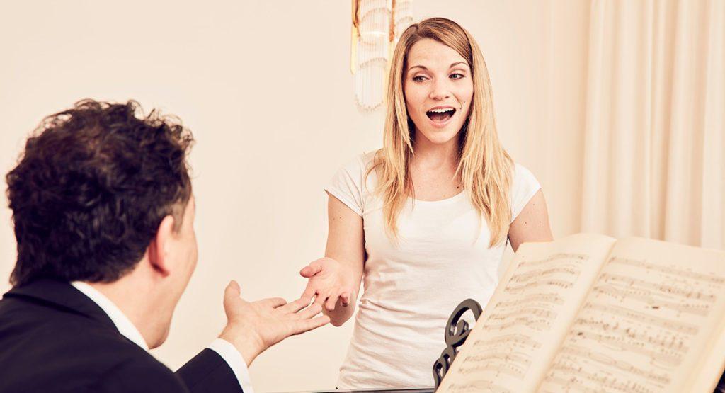 Реабилитация певческого голоса